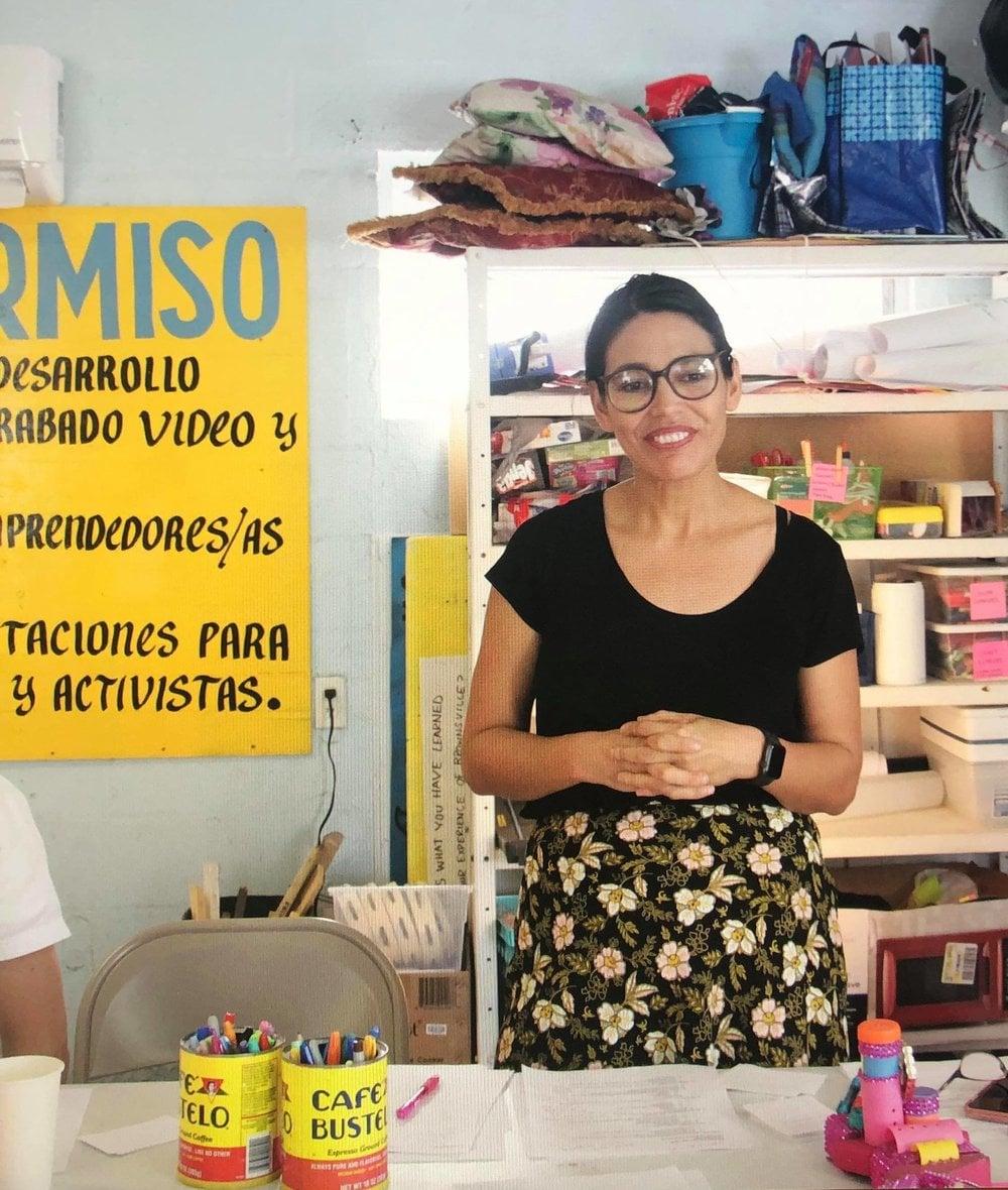 Christina Patino Sukhgian Houle of Las Imaginistas
